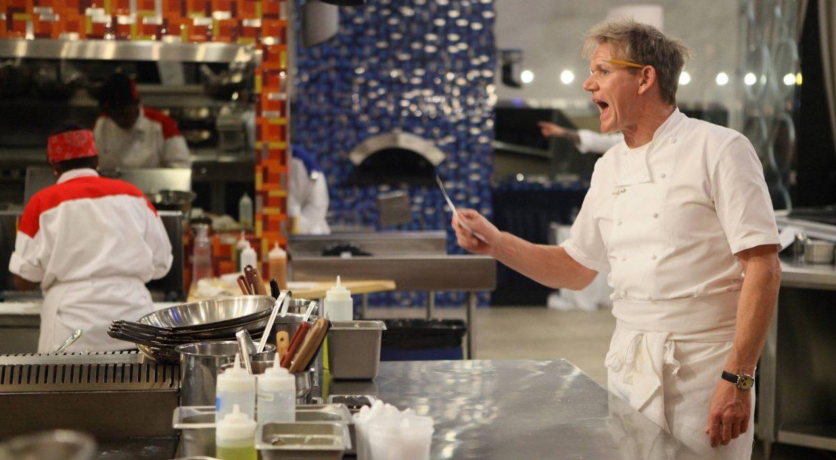 Duelo de grandes chefs por la pantalla de Home & Health