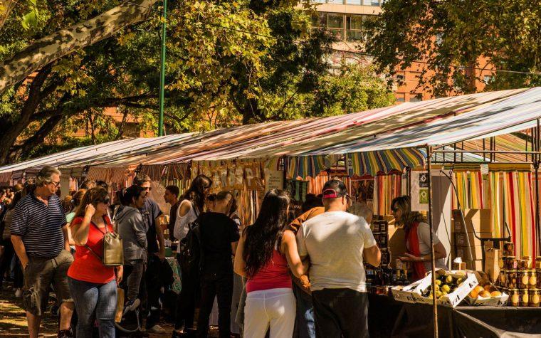 Buenos Aires Market, edición aniversario, este finde en Belgrano