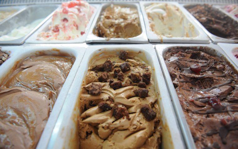 Estos fueron los gustos de helado más pedidos en verano de 2018
