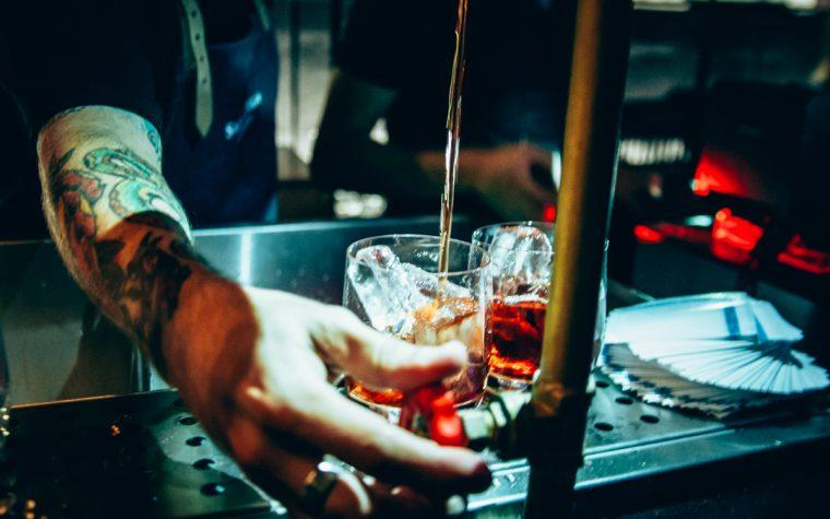 Santos Vega, el primer draught bar de la Ciudad