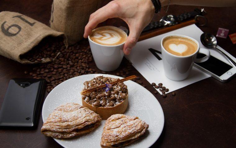 El Four Seasons presentó su blend de café de otoño