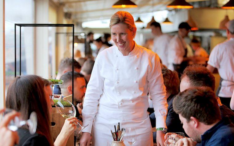 Es irlandesa, tiene 39 años y se convirtió en la mejor chef del mundo