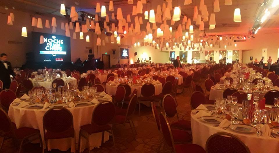 """Vuelve """"La Noche de los Chefs"""", una cena solidaria a beneficio de EMA"""