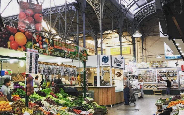 El Mercado de San Telmo, nuevo polo foodie en la Ciudad