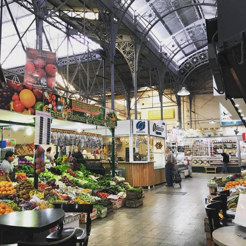 El Mercado de San Telmo resurge como polo gastronómico