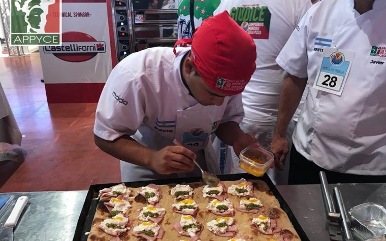 Arrancó el gran Campeonato Argentino de la Pizza y la Empanada