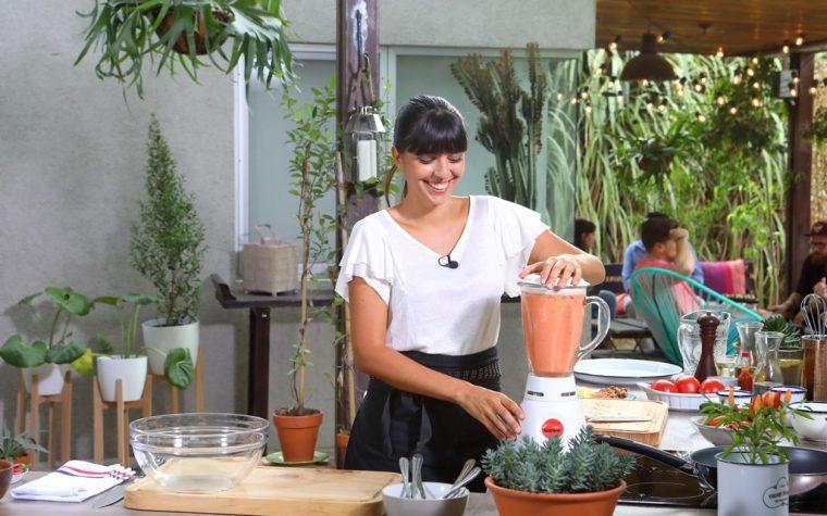 """""""Cocina para mis amigos"""", lo nuevo de Felicitas Pizarro"""
