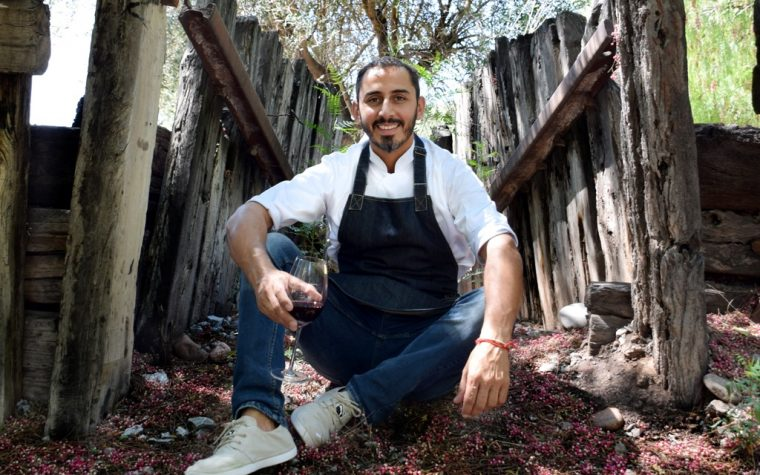 Lucas Bustos, el chef argentino que llevará nuestra cocina al mundo