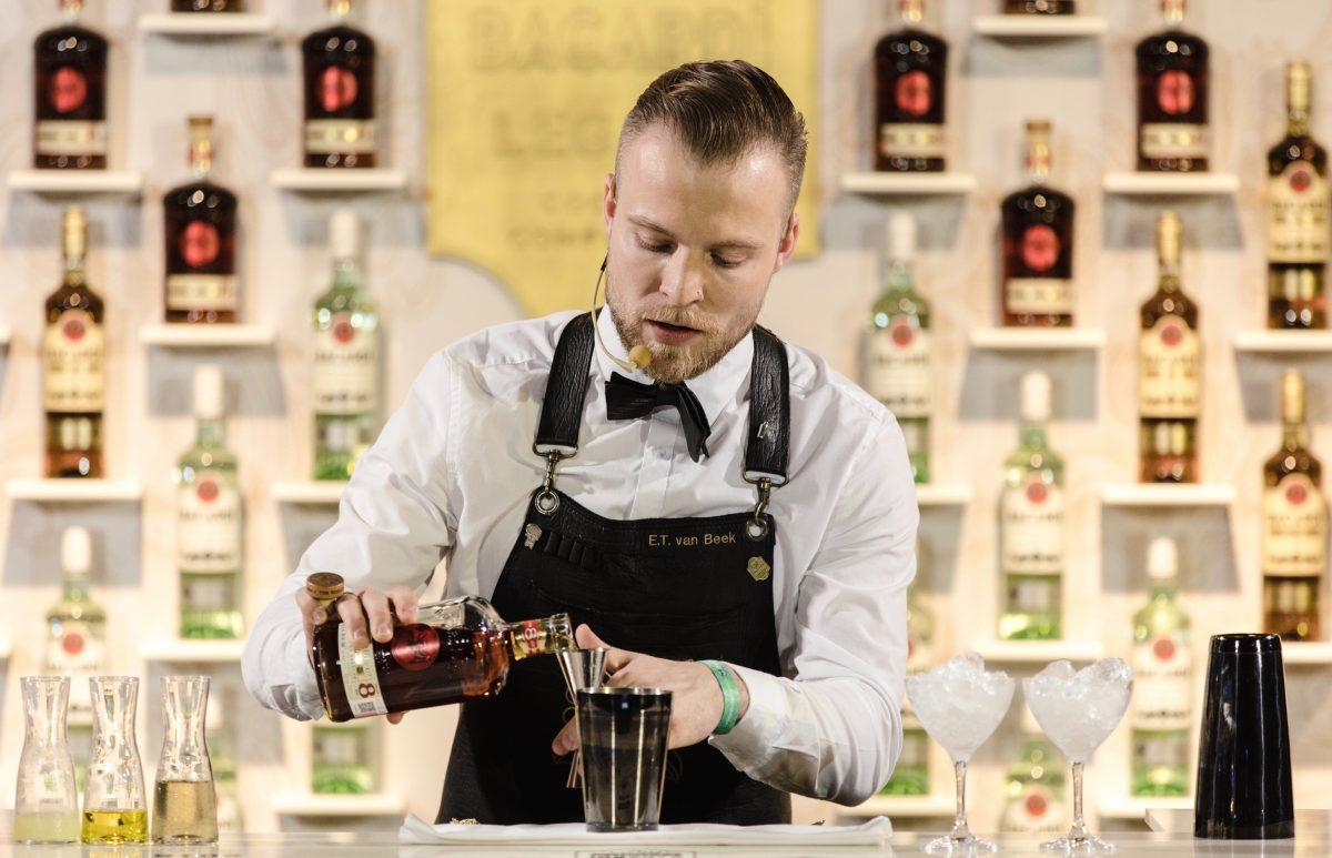 Este es el ganador de Bacardí Legacy Cocktail Competition