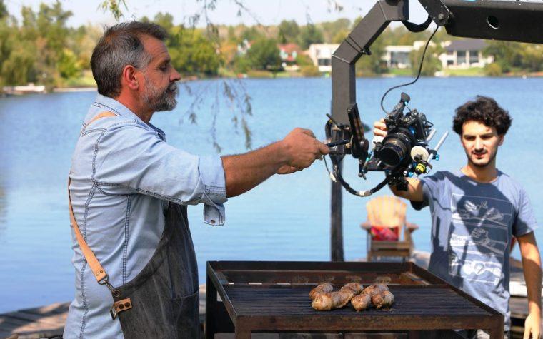 El Gourmet comienza a producir cuatro programas imperdibles para foodies