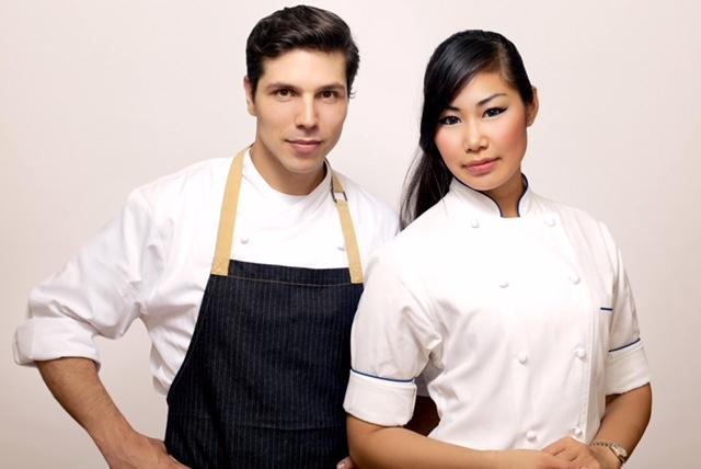 Menú por pasos y cocina a 6 manos en The Brick Hotel