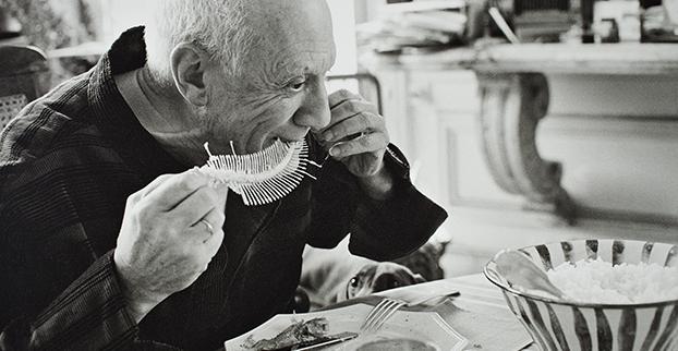 Picasso y su relación con la gastronomía, por primera vez en una muestra