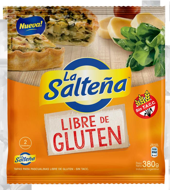 La Salteña lanzó su nueva línea de productos libres de gluten