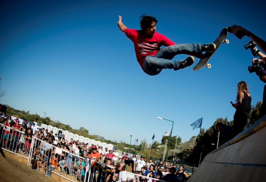Festival de Food Trucks, Rock y Skate en San Isidro