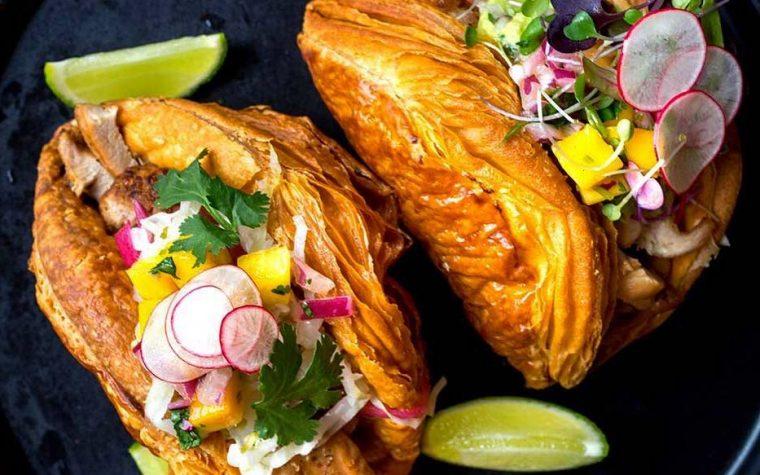 De la fusión del taco y el croissant llega la última tendencia foodie: el Tacro