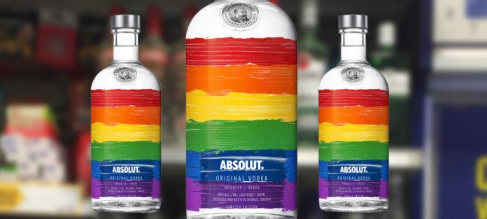 Un trago por la diversidad: Absolut Rainbow