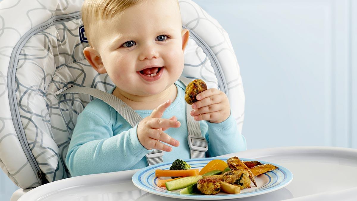 Baby Led Weaning: un novedoso enfoque en la alimentación para bebes