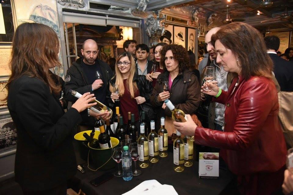 Llega una nueva edición de la Feria de Vinos Orgánicos y Sustentables