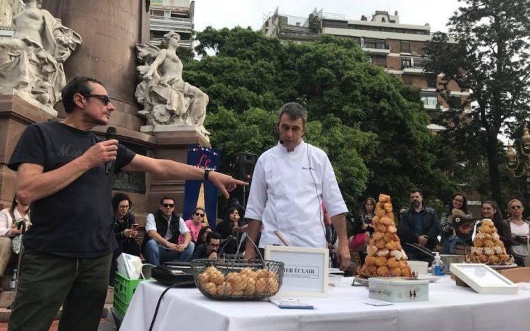 Este finde se celebra Le Marché para cerrar la Semana de Gastronomía francesa
