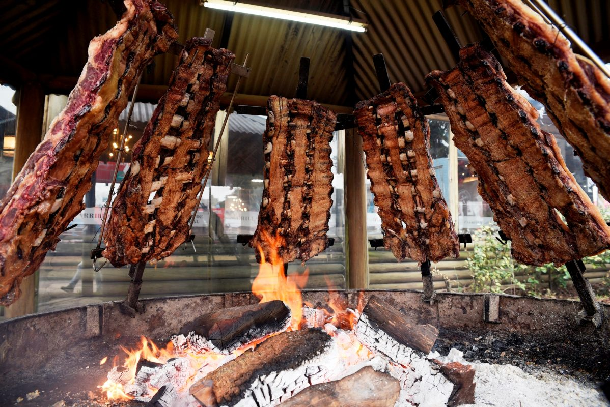 La gastronomía, la gran protagonista de Expo Rural '18