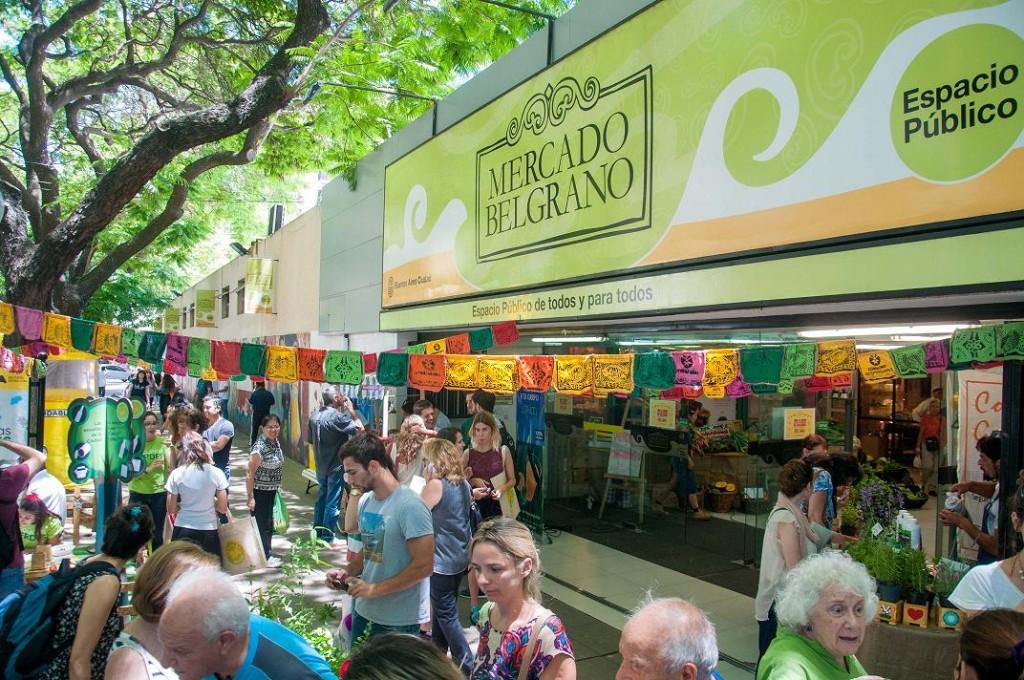 Continúan los talleres de cocina en el Mercado de Belgrano