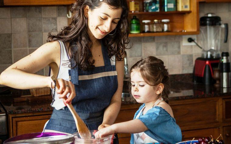 Para aprender: llega un taller de cocina natural para toda la familia