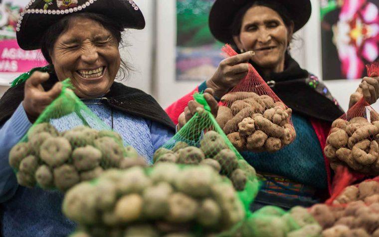 Llega el festival Mistura, la gran feria gastronómica de latinoamerica