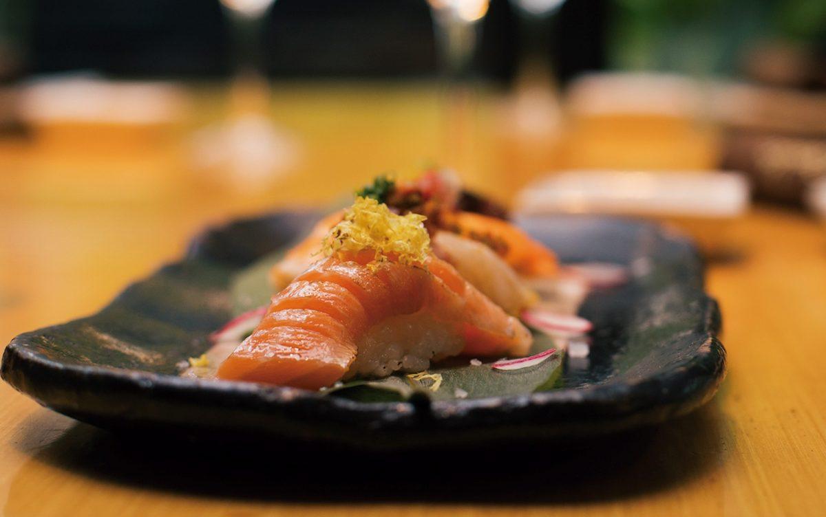 Solo por una noche: menú de mar en Osaka junto a Patricio Negro