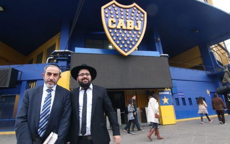 Abrirán un local de comida kosher en La Bombonera