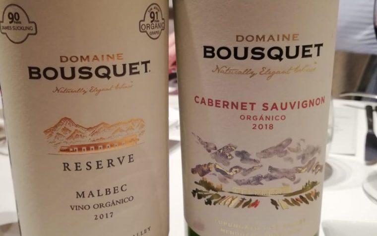 Vinos frutados y con carácter: Domaine Bousquet presentó sus novedades
