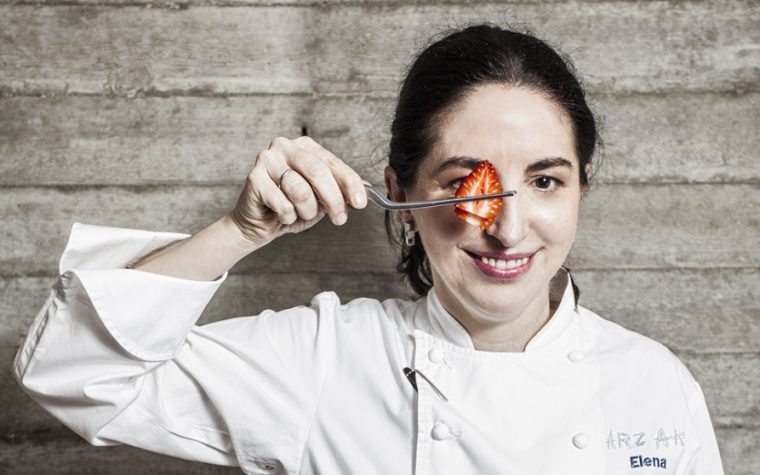 La chef española Elena Arzak disertará sobre la actualidad de la gastronomía en Hotelga