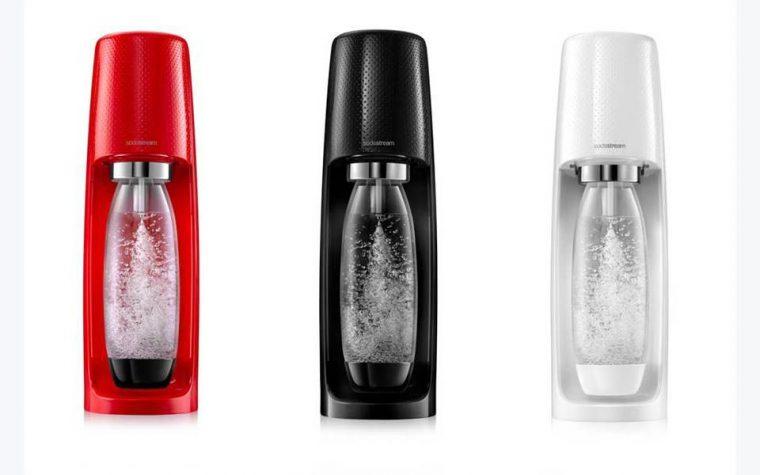 Pepsico compró SodaStream, la máquina de hacer soda