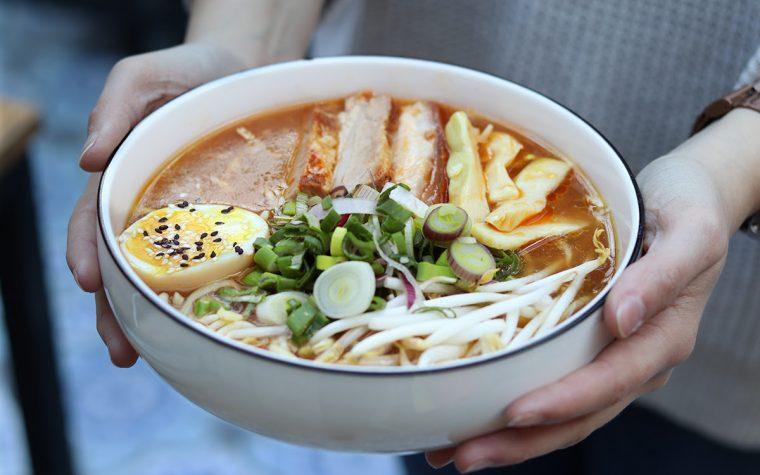 Abrió Kho, la propuesta de comida callejera de Green Bamboo