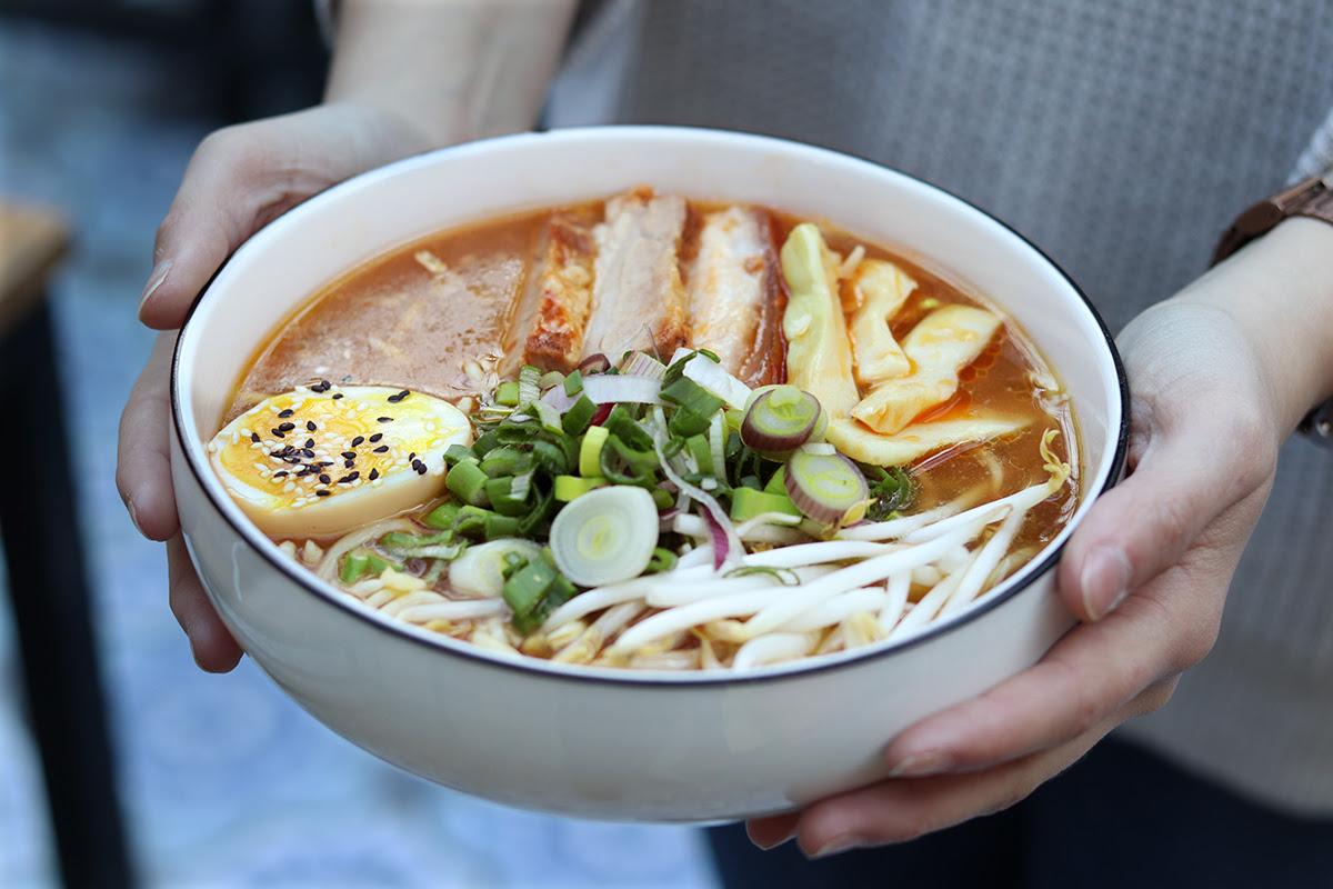 Conocé Kho, la propuesta de comida callejera de Green Bamboo