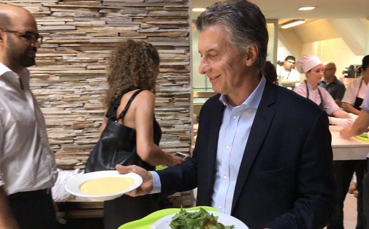 La inflación llegó al menú de la Casa Rosada