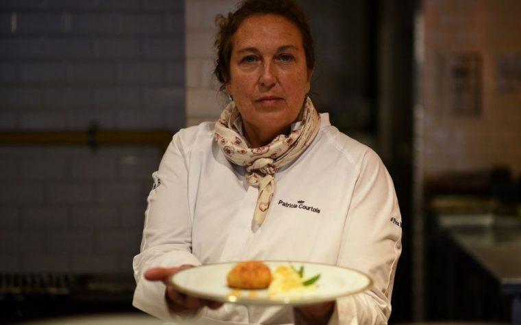 Con su cocina del Iberá, la ganadora del Prix Baron B es Patricia Courtois