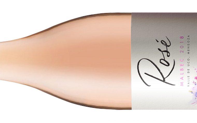 Comenzó la temporada de rosados: Andeluna presenta su Rosé 2018