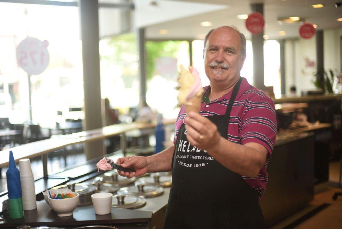 Helados Daniel celebra su 40º aniversario regalando helado