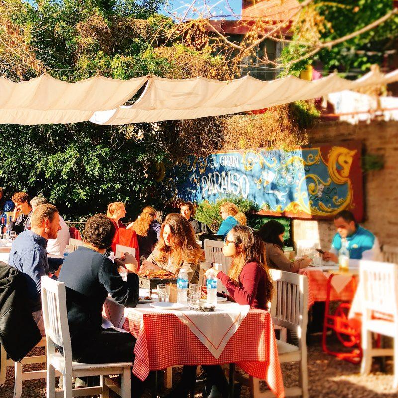 El Gran Paraíso: asado, vino y tradición argentina