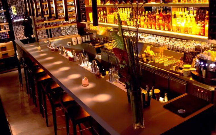 Los mejores bartenders le dan rienda suelta a la creatividad en Osaka