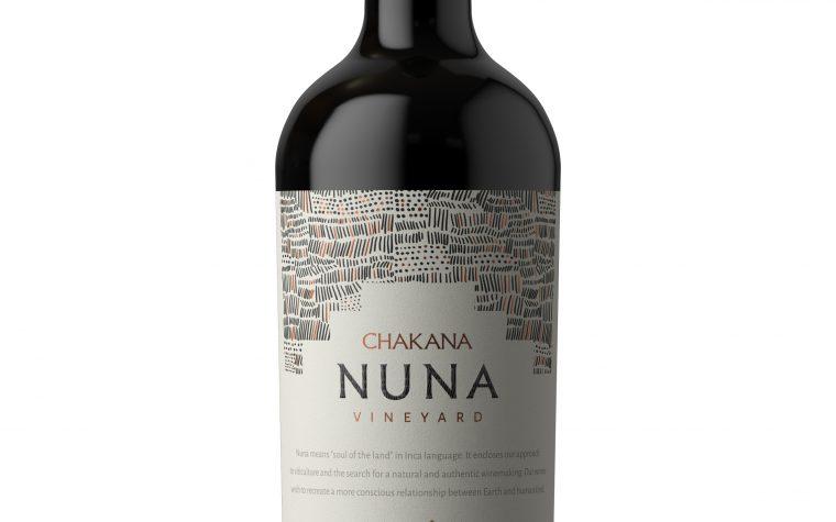 Chakana Nuna Vineyard: vinos orgánicos y biodinámicos con nueva imagen