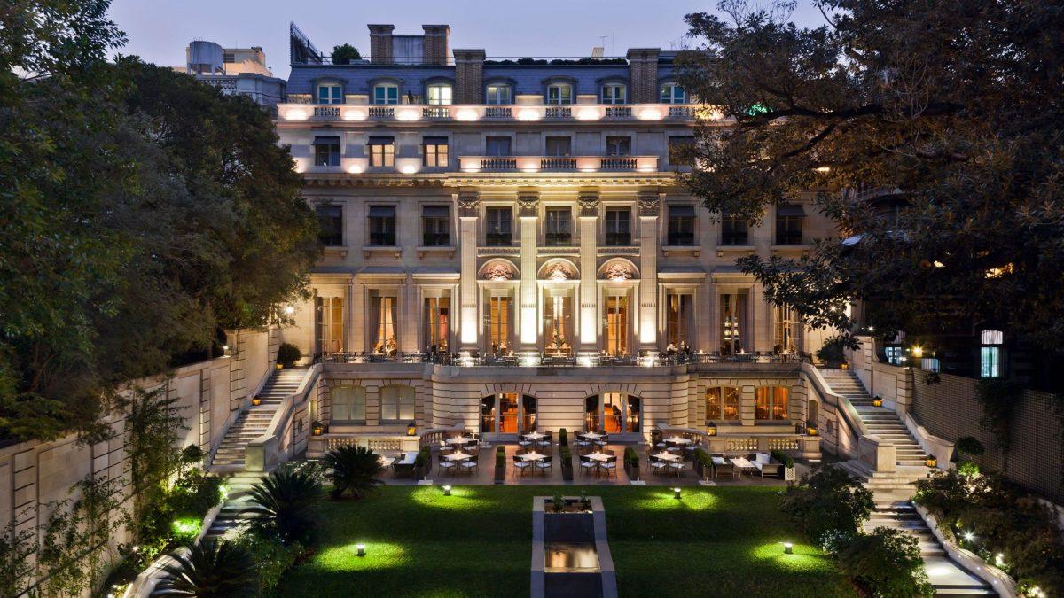 Vuelve al Palacio Duhau el brunch más elegante del país