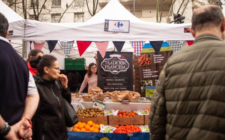 Vuelve la feria de delicias francesas Le Marché