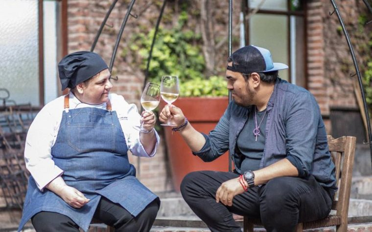 Anthony Vásquez y Marina Carluccio cocinarán juntos el Faena Art Center Buenos Aires