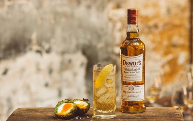 Dewar's Blended Scotch desembarca en Argentina