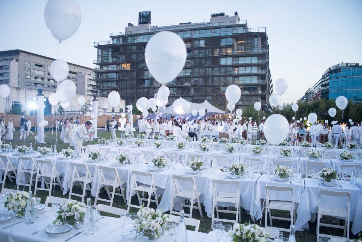 Vuelve a Buenos Aires el picnic más famoso del mundo: Le Dîner en Blanc