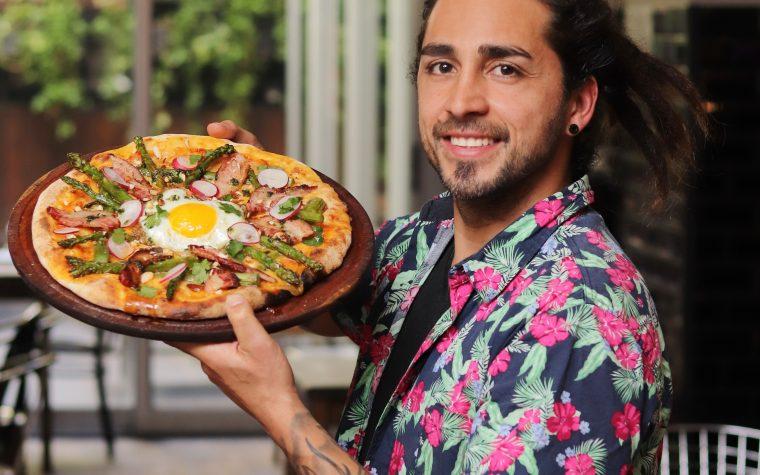 Con la primavera llegó la última entrega del ciclo Coolinary Seasons de Almacén de Pizzas