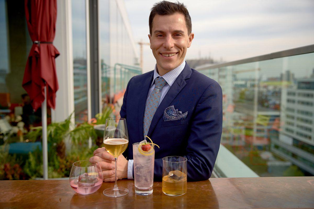 Este es el mejor bartender del mundo según la World Class Competition