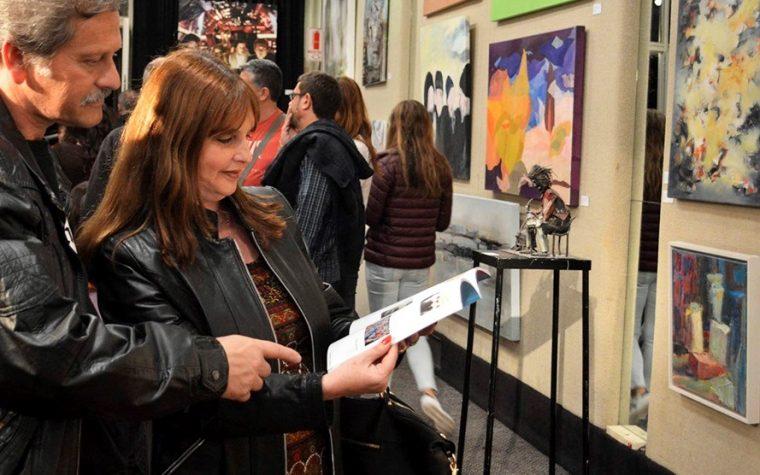 Llega la 8° Feria de Arte Solidario ArteLamroth 2018