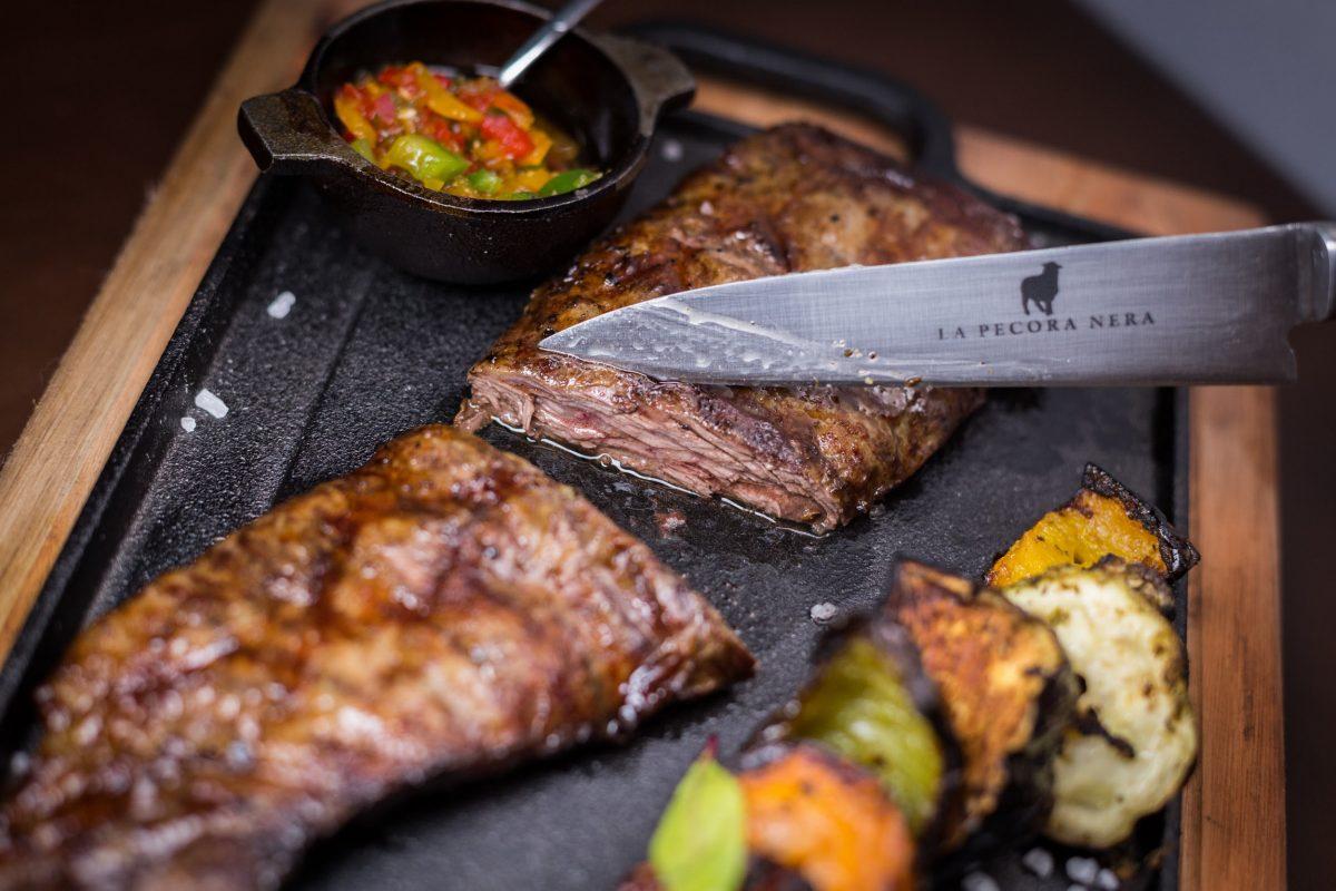 La Pecora Nera abre un nuevo local estilo Steak House en Recoleta